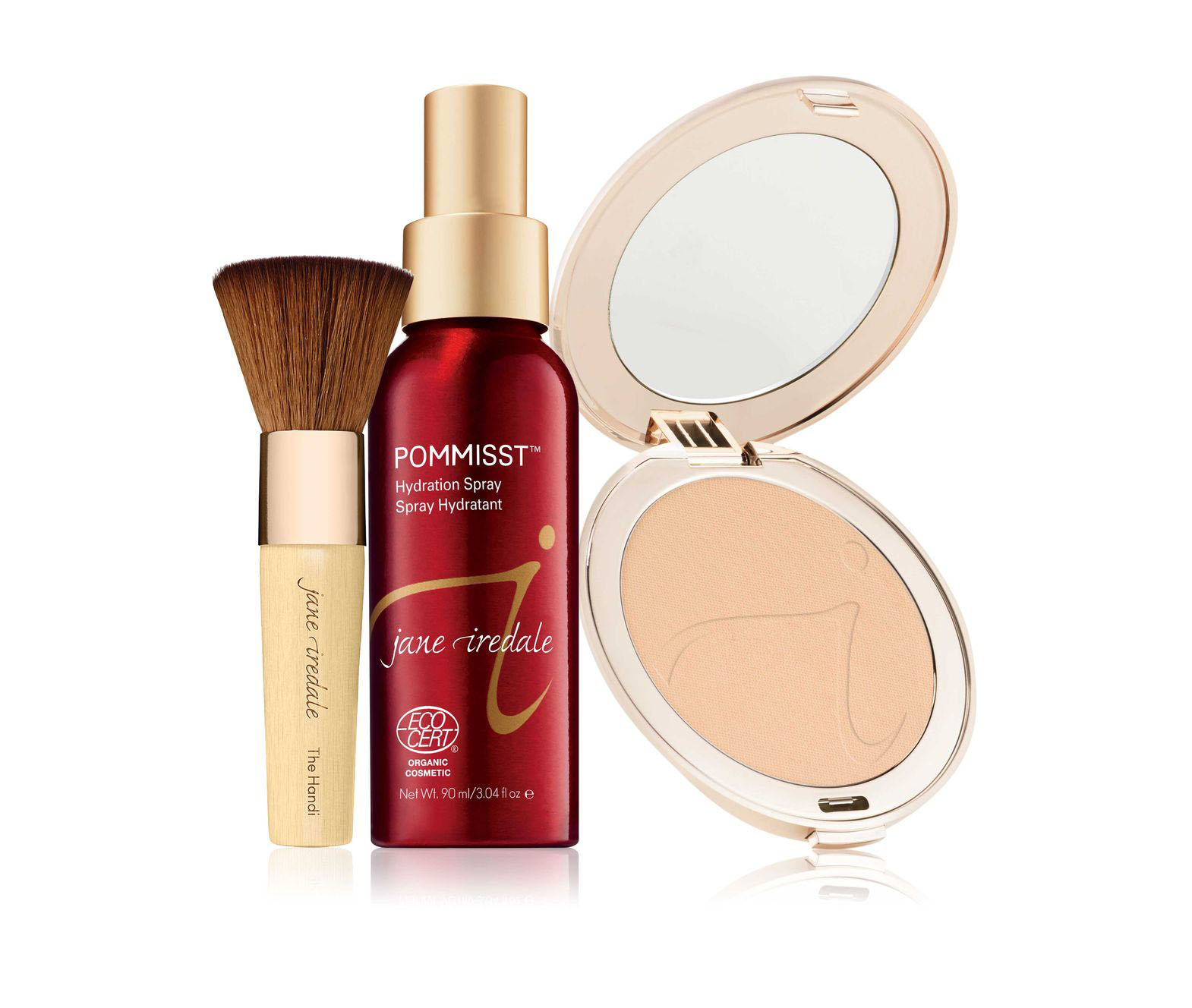Jane Iredale premium make up