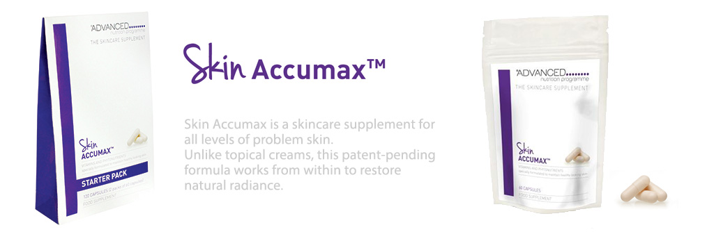 Skin Accumax from Advanced Nutrition Programme